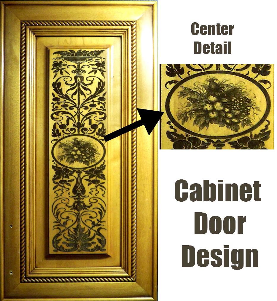 Cabinet doors designs cabinet door engravings for Kitchen door design