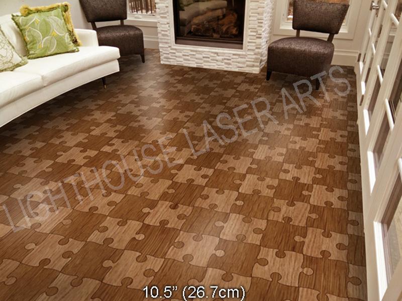 puzzle floor - Puzzle Wood Flooring