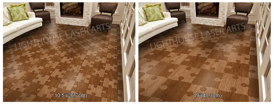 flower tree tree tree tree - Puzzle Wood Flooring