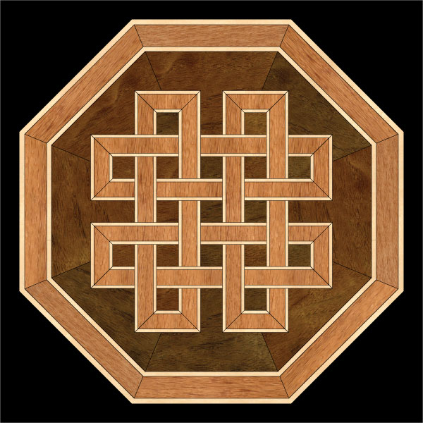 hardwood floor wood knot designs celtic borders outlinedmaple art inlay wall medallions medallion inlays