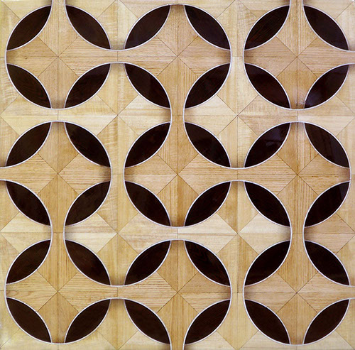 South West Inlay Designs And Patterns : Eclipse wood parquet flooring